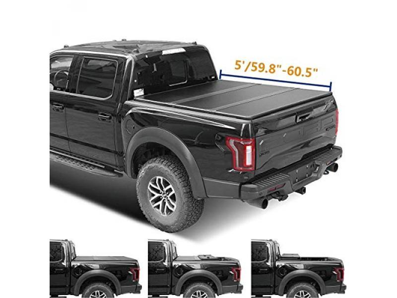 Hard Tri Fold Truck Bed Tonneau Cover