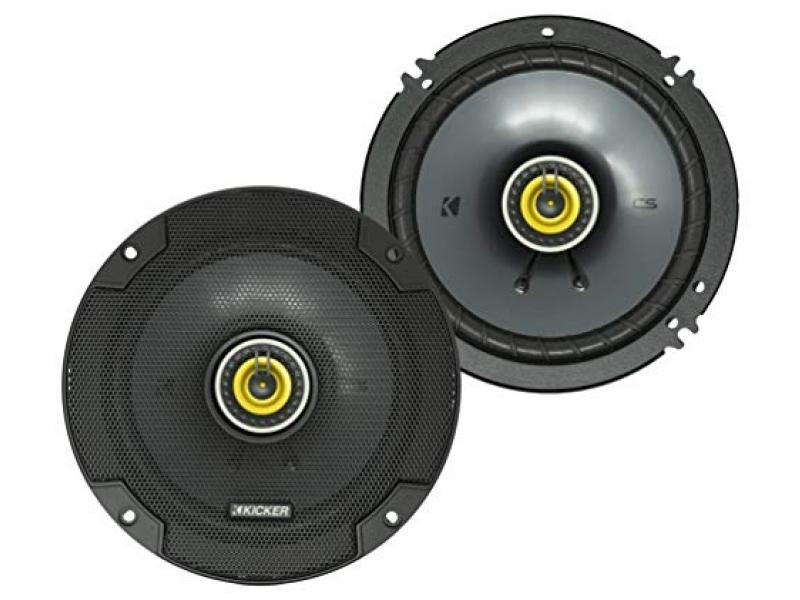 KICKER CSC65 CS Series 6.5 Inch 300 Watt 4 Ohm