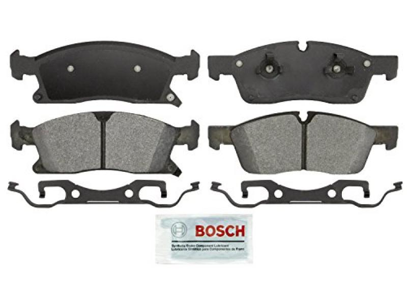 Bosch BSD1455 SevereDuty 1455 Severe Duty Disc Brake Pad