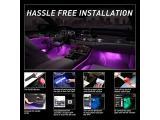 Interior Car Lights Music Sync Photo 4