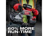 Milwaukee 48-59-1880 M18 REDLITHIUM HIGH OUTPUT XC 8 Ah Lithium-Ion Battery and M18 /M12 Charger Kit Photo 4