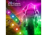 Govee RGB Motorcycle LED Lights Kits Photo 5
