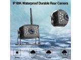 LeeKooLuu LK7 RV Wireless Backup Camera HD 1080P 7 Inch Photo 5