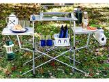Camco Deluxe Folding Grill Table Photo 5