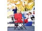 COLEMAN COOLER QUAD PORTABLE Red CAMPING CHAIR Photo 1
