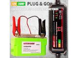 MOTOPOWER MP00207A 12V 2Amp Automatic Battery Charger Photo 5