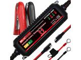 MOTOPOWER MP00207A 12V 2Amp Automatic Battery Charger