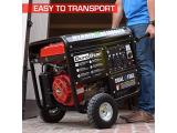 Durostar DS10000EH Dual Fuel Portable Generator Photo 4