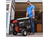 Durostar DS10000EH Dual Fuel Portable Generator Photo 5