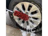 Metal Free Synthetic Wool Wheel Brush Photo 5