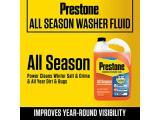 Prestone AS658 All Season 2-in-1 Windshield Washer Fluid Photo 1
