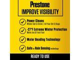 Prestone AS658 All Season 2-in-1 Windshield Washer Fluid Photo 3