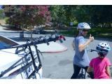 Allen Sports Premier 3-Bike Trunk Rack Photo 2