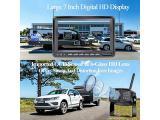 1080P DVR Digital Wireless 2 Backup Cameras Photo 1