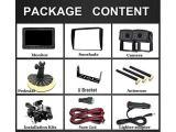 1080P DVR Digital Wireless 2 Backup Cameras Photo 4
