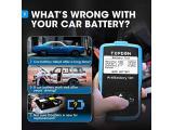 TT TOPDON Car Battery Tester Photo 2