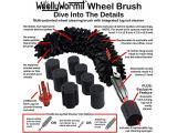 WOOLLYWORMIT Wheel Brush Photo 2