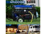 DuroMax XP4400EH Dual Fuel Portable Generator-4400 Watt Photo 2
