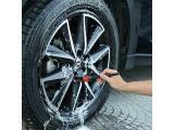 Wheel & Tire Brush, Soft Bristle Car Wash Brush Photo 1