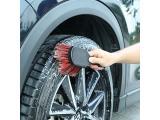 Wheel & Tire Brush, Soft Bristle Car Wash Brush Photo 2