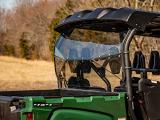 SuperATV Lightly Tinted Polycarbonate Rear Windshield Photo 1