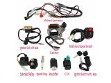 AuInLand Complete Electrics Wiring Harness Kit Photo 3