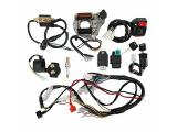 AuInLand Complete Electrics Wiring Harness Kit