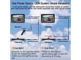 1080P Vehicle Backup Camera with 4.3 Inch Monitor Photo 1