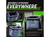Leak Proof Trash Container with Lid and Accessories Photo 4