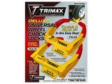 Trimax TCL65 Wheel Chock Lock Photo 3