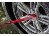 Mothers Wheel & Wheel Well Long Handled Brush Photo 1