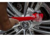 Mothers Wheel & Wheel Well Long Handled Brush Photo 3