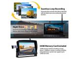 1080P Wireless Backup Camera w/ Built-in Recorder Photo 1