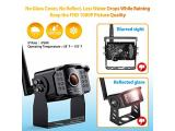 1080P Wireless Backup Camera w/ Built-in Recorder Photo 2
