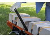 Agri-Fab 45-0299 48-Inch Tow Plug Aerator Photo 4