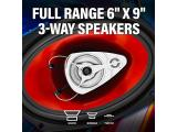 BOSS Audio Systems CH6930 Car Speakers - 400 Watts of Power Per Pair Photo 4