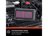 K&N Engine Air Filter: High Performance - Premium Photo 1