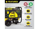 Dual Fuel RV Ready Portable Generator with Electric Start Photo 3