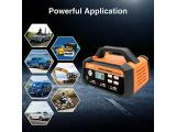 Ampeak 2/10/25A Smart Battery Charger/Maintainer Photo 5