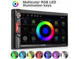 Android 9.0 Multimedia Touch Screen Double DIN Car Navigation Stereo Photo 2