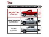 TAC Side Steps Fit Chevy Silverado/GMC Sierra Photo 3