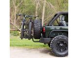 "KAC Overdrive Sports K2 2"" Hitch Mounted Rack Photo 3"