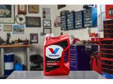 Valvoline High Mileage with MaxLife Technology SAE 10W-30 Synthetic Blend Motor Oil 5 QT Photo 2