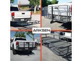 ARKSEN Folding Cargo Carrier Luggage Basket 2 Photo 3