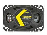 KICKER CSC46 CS Series 4 x 6 150 Watt 4 Ohm 2-Way Car Audio Photo 5