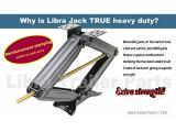 LIBRA Set of 4 5000lbs RV Trailer Stabilizer Photo 1