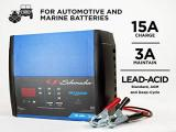 Schumacher Fully Automatic Battery Charger Photo 1