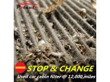 POTAUTO MAP 4003C Heavy Activated Carbon Car Cabin Air Filter Photo 3