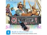 Mechless Multimedia Car Stereo - aboutBit Single Din Photo 1