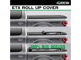 Gator ETX Soft Roll Up Truck Bed Tonneau Cover Photo 2